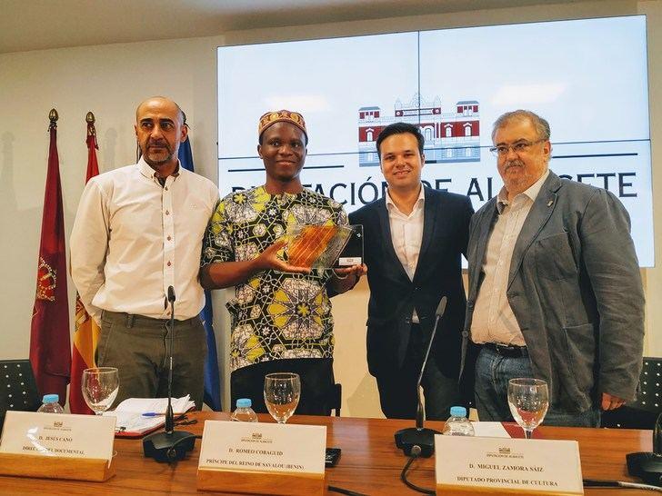 La ciudad africana de Benin mostrará sus encantos culturales en la provincia de Albacete durante el verano de 2020