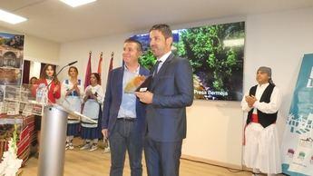 Liétor, la primera localidad en exhibir sus bondades en el stand de Feria de la Diputación de Albacete