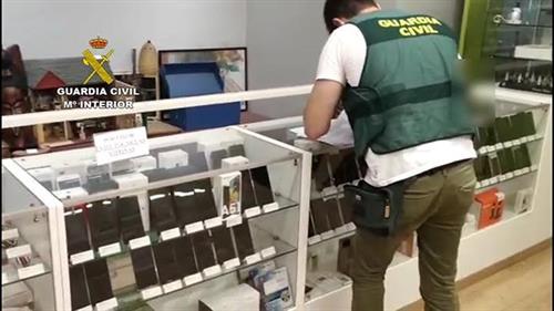 29 detenidos en varias provincias, entre ellas Ciudad Real, por integrar una red de 'estafa nigeriana' online