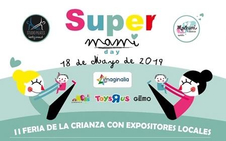 Imaginalia Albacete celebrará el sábado día 18 las terceras jornadas de 'Supermami Day'