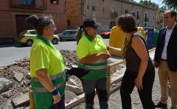 La Junta de Castilla-La Mancha destinó más de 11,3 millones de euros a talleres de empleo en 2017, con 1.177 trabajadores
