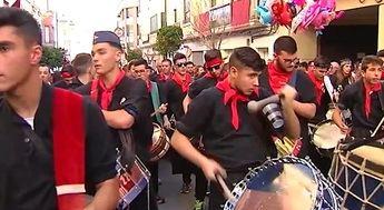Hellín y Tobarra iniciaron las primeras tamboradas 'Patrimonio de la Humanidad'