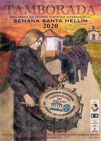 Presentados en Hellín los carteles y revistas de la próxima Semana Santa