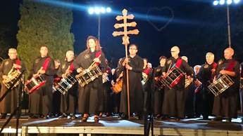 Los tambores de Hellín 'resonaron' en el Festival Internacional de Almagro