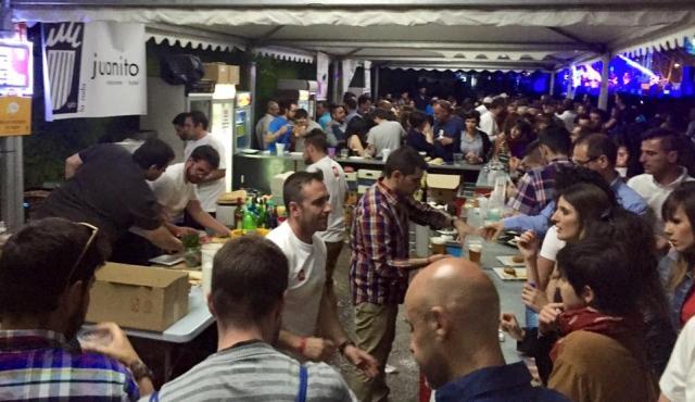 Propuesta vegetariana y sin gluten para la Feria de Tapas #Sentidos18 de La Roda