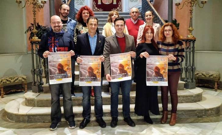 Presentada en la Diputación de Albacete la obra de teatro que colabora con Afanion