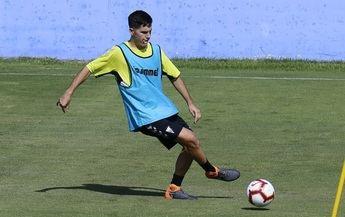 Tejero cree que la 'competencia' en el Albacete Balompié formará 'un grupo más fuerte'