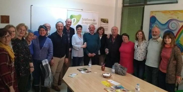 'El Teléfono de la Esperanza' de Albacete, un ejemplo de solidaridad