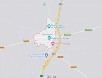 Un joven de 28 años muere tras salirse de la vía el vehículo que conducía en Tembleque (Toledo)