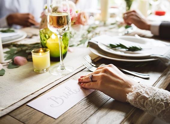 La originalidad como tendencia para las bodas