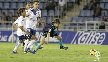 Empate sin goles entre el CD Tenerife y el Albacete Balompié (0-0)