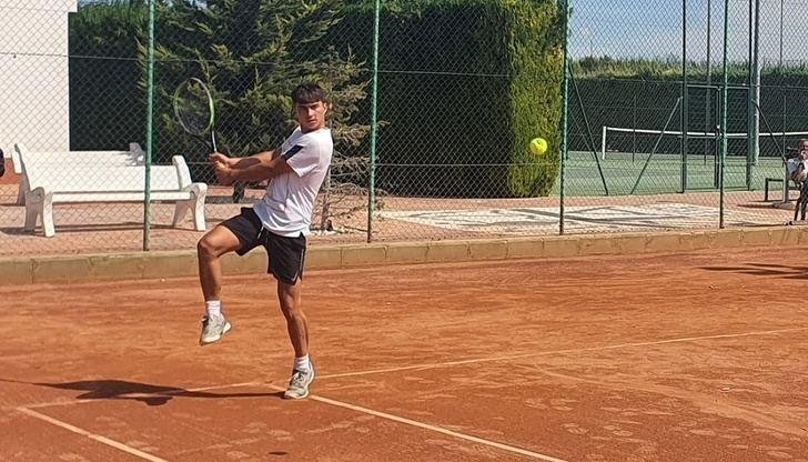 Comienzan los partidos de clasificación para la fase final del Ciudad de Albacete de tenis