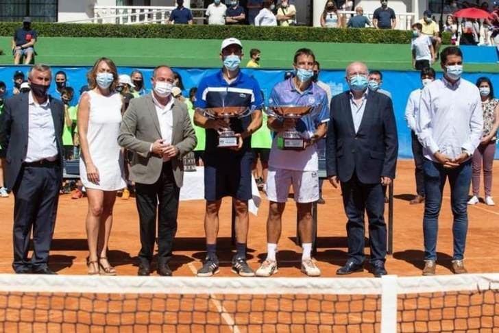 Tommy Robredo le ganó a Guillermo García López la final del Ciudad de Albacete de tenis
