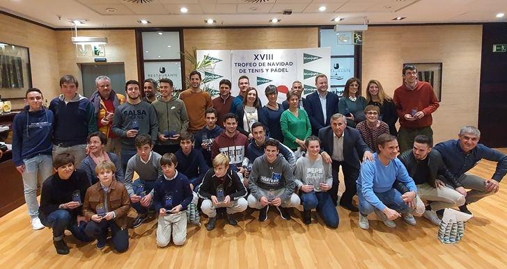 Nerea Sevilla y Jorge Pérez, nuevos campeones absolutos del Trofeo de Navidad de Albacete