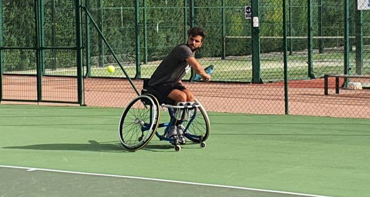 Este viernes se inicia el Trofeo Ciudad de Albacete de tenis en silla de ruedas