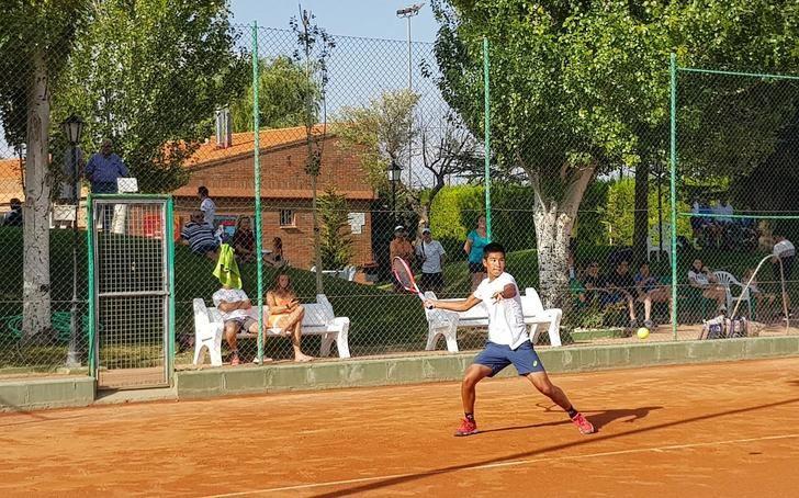 El lunes arranca con el Torneo de Marca, la quincena grande del tenis en Albacete
