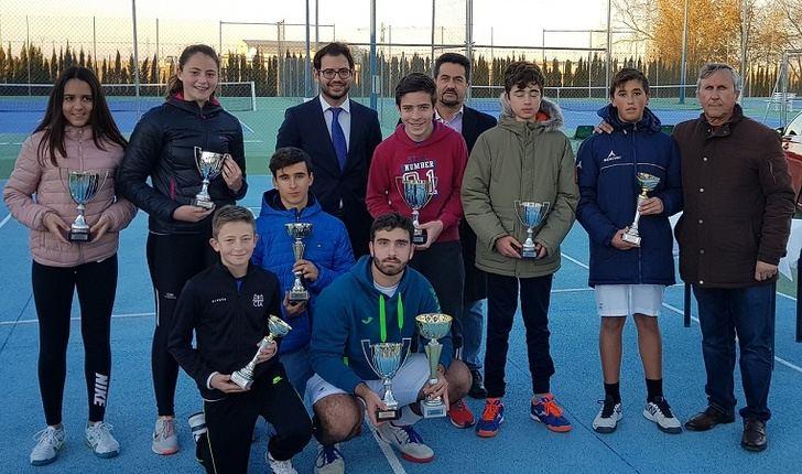 El albaceteño Pablo García Ibars fue el triunfador del Open Mercedes de tenis
