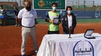 Carlos Sánchez Jover se quedó a las puertas de su primer título en El Cairo