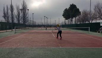 Pablo López y Álvaro Moreno llegan a la final del Torneo de Tenis de Navidad de Albacete