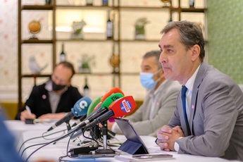 Tierraseca pide a los empresarios de Albacete no 'banalizar' la partida para la A-32 y 'remar todos juntos'