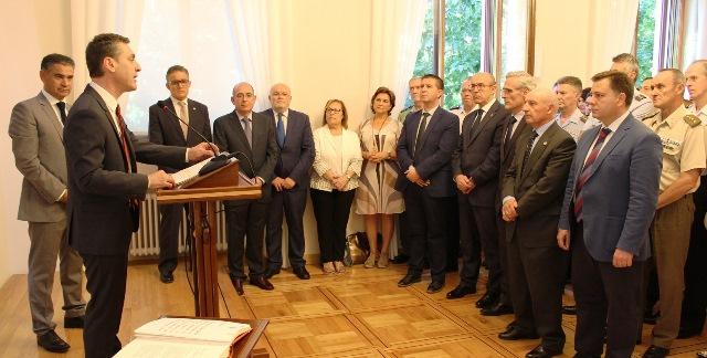 Francisco Tierraseca ratifica a los cinco subdelegados del Gobierno en Castilla-La Mancha