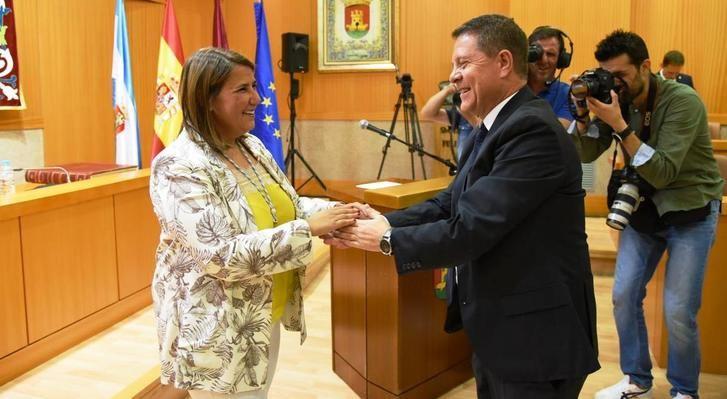 Tita García Élez (PSOE), primera alcaldesa de Talavera, resalta que la ciudad tiene futuro