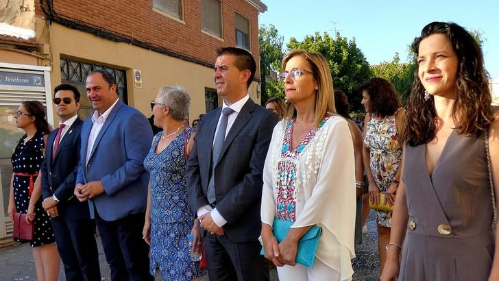 Tobarra (Albacete) abrió su Feria y Fiestas en honor a San Roque