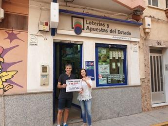 El Euromillones deja un premio de 146.580 euros en Tobarra (Albacete)