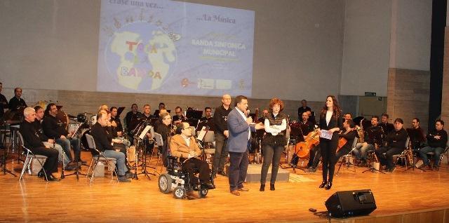 """6.000 jóvenes van a participar en el XX 'Toca la Banda' de Albacete para """"vivir y sentir"""" la música, el canto y la danza"""