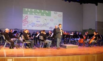 El programa 'Toca la Banda' es una herramienta clave para educar a los escolares de Albacete, afirma Manuel Serrano