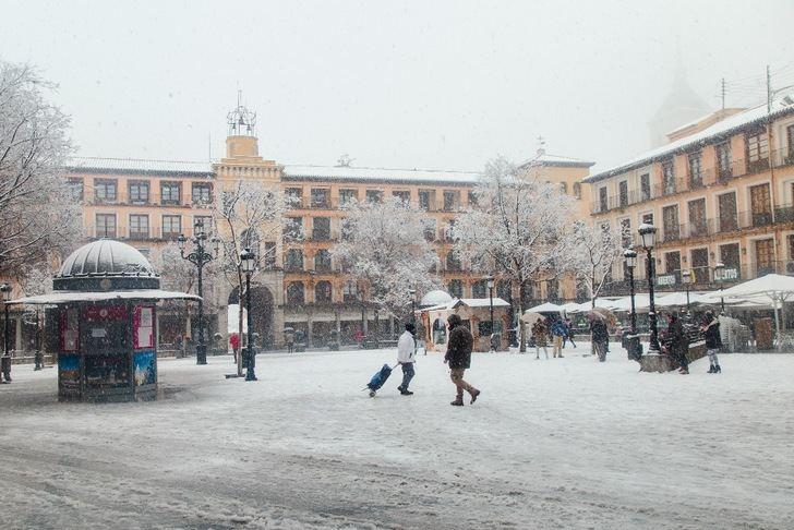 Toledo solicita ayuda a la UME y pide a sus vecinos quedarse en casa