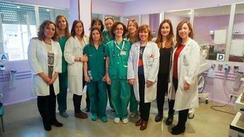 El Hospital de Toledo implanta el programa de cuidados paliativos perinatales para recién nacidos y sus familias