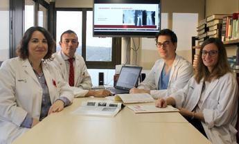Profesionales del hospital de Toledo, premiados por un trabajo sobre prótesis de muñeca