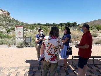 El Tolmo de Minateda, en Hellín (Albacete) vuelve a recibir visitas tras cerrar por el coronavirus