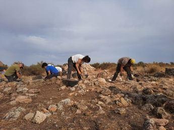Comienza una nueva campaña de excavaciones arqueológicas en el Tolmo de Minateda de Hellín