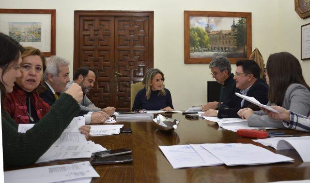 El Ayuntamiento de Toledo aprueba la ampliación de la zona verde de la ORA a los residentes del caso histórico