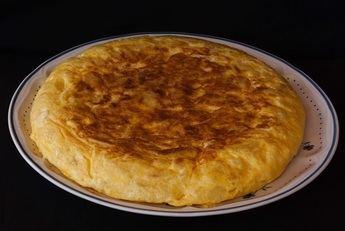 Cómo cocinar una tortilla de patatas