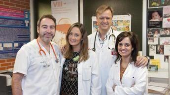 Los pediatras del hospital de Guadalajara premiados por un trabajo sobre cómo afrontar en urgencias un brote de tos ferina