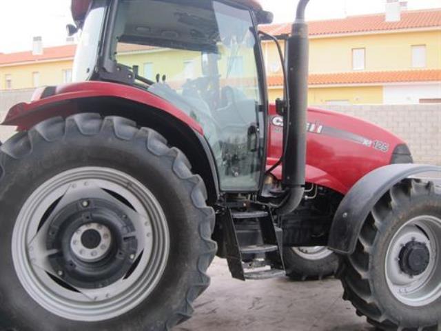 Fallece un tractorista de 71 años tras colisionar contra un turismo en Orgaz (Toledo)