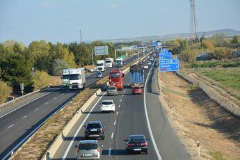 Dos muertos en la primera fase de la operación de tráfico de Semana Santa en Castilla-La mancha, uno de ellos en Albacete