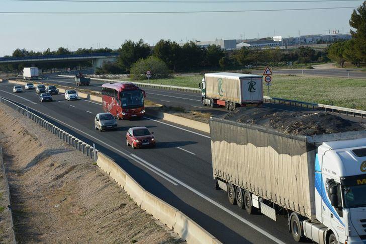 Veinticuatro fallecidos en las carreteras en Semana Santa, ninguno en Castilla-La Mancha