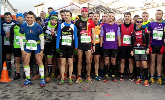 Higueruela y Bienservida, protagonistas el próximo fin de semana, en los circuitos de atletismo y trail
