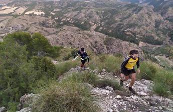400 participantes se han dado cita en la prueba de Trail celebrada en Peñarrubia, pedanía de Elche de la Sierra