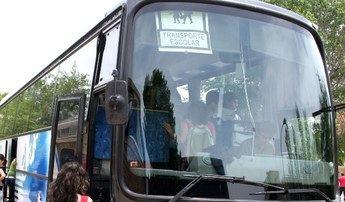 Las ayudas individuales de transporte escolar en Castilla-La Mancha se podrán solicitar del 2 al 22 de marzo