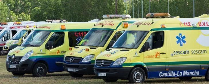 El SESCAM resolverá los contratos del transporte sanitario en Albacete, Ciudad Real y Cuenca