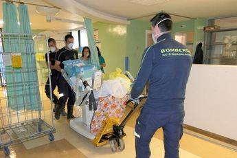 Traslado del paritorio y hospitalización de Obstetricia de Guadalajara, reconocida como buena práctica por el Ministerio