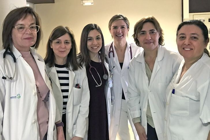 El Hospital de Guadalajara realiza una nueva técnica de trasplante de microbiota fecal