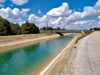 Reducir el agua del trasvase va contra el cambio climático, señalan los regantes de Cartagena (Murcia)