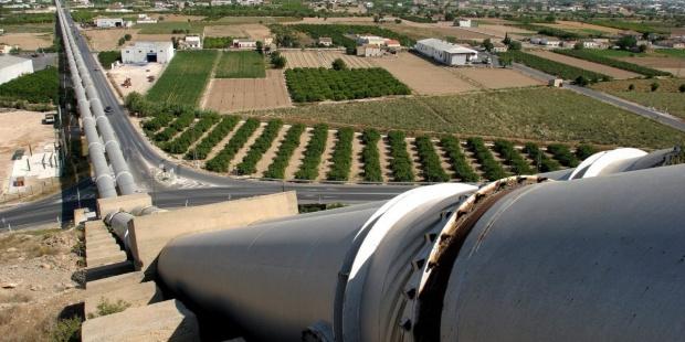 El Consejo Nacional del Agua aprueba la modificación de las reglas de explotación del trasvase