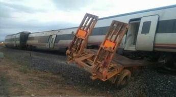 Casi 6.500 trenes sufrieron retrasos desde 2014 por culpa del robo de cobre